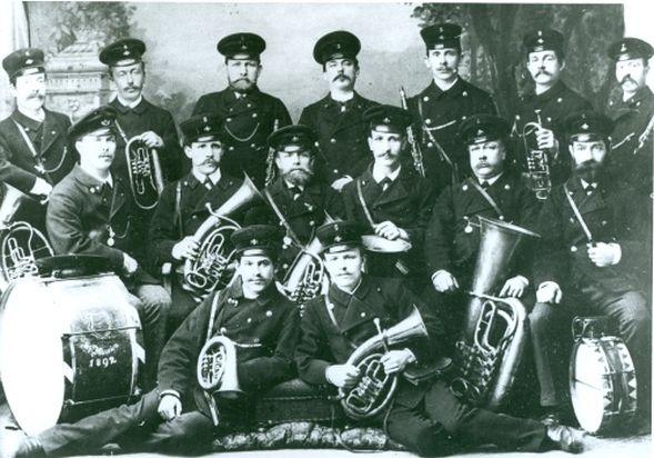 Stadtmusik 1892