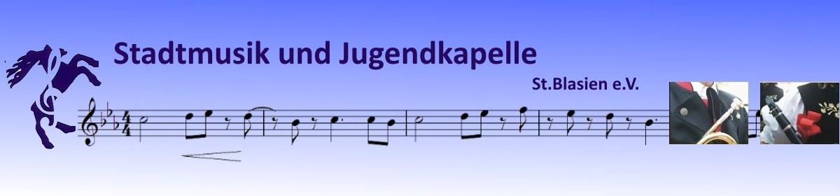 Stadtmusik St. Blasien e.V.